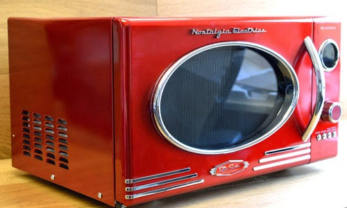 The Best Retro Microwave For The Vintage Loving Home Owner